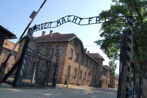 De Cracovie: visite d'Auschwitz-Birkenau
