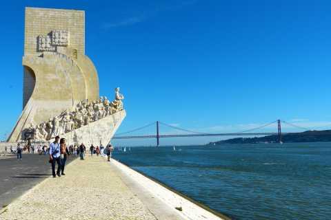 Lisboa: Passeio a pé pelo bairro de Belém