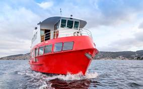Hobart: Historic Lunch Cruise