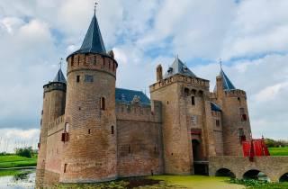 Amsterdam: Führung durch Schloss Muiderslot