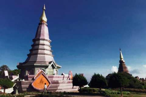 Doi Inthanon Private Tour & Soft Hike to Hill Tribe Village