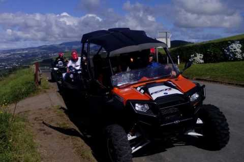 São Miguel: Half-Day Coast to Coast Buggy Tour