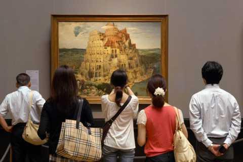 Vienne: visite des points forts du Kunsthistorisches Museum