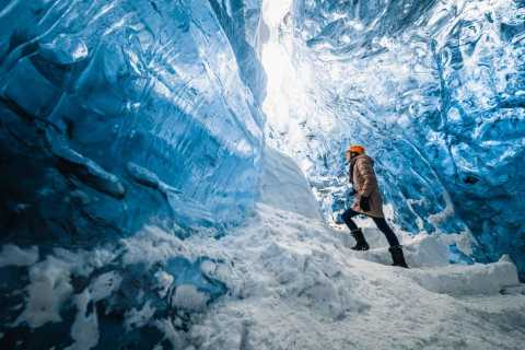 Vatnajökull Glacier: Ice Cave Tour