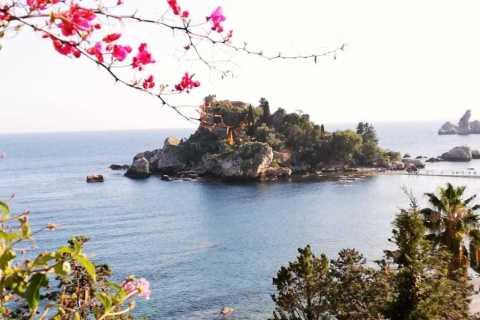 Giardini Naxos, Taormina and Castelmola 5-Hour Tour
