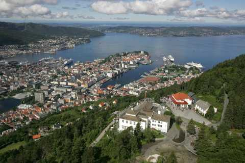 Self-Guided Norway Tour: Oslo to Bergen