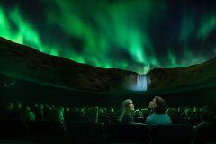 Perlan: Áróra - Exposição do Planetário da Aurora Boreal