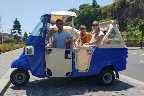 Funchal: Guided City Tuk-Tuk Tour