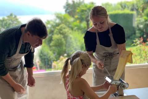 Bellagio Area: Learn How to Make Homemade Pasta