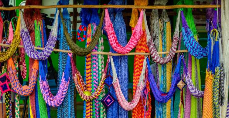 From Merida: Visit to Ek Balam Community & Cenote Tour