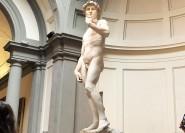 Florenz: Accademia Gallery & David Statue Kleingruppentour