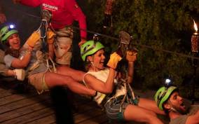 Los Cabos: Zip Line across the Desert