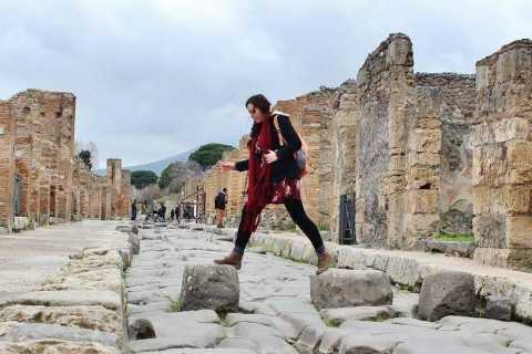 Pompeii: Guided Tour with an Archeologist