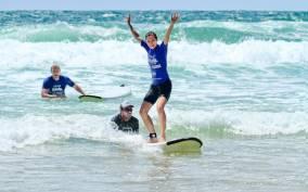 Coolum: Beginner's Surf Lesson