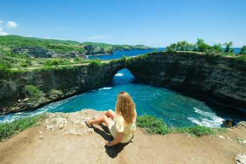 From Bali: Nusa Penida Island Adventure Cruise