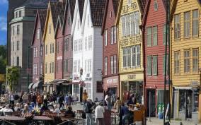 Bergen: Guided Private Shore Excursion