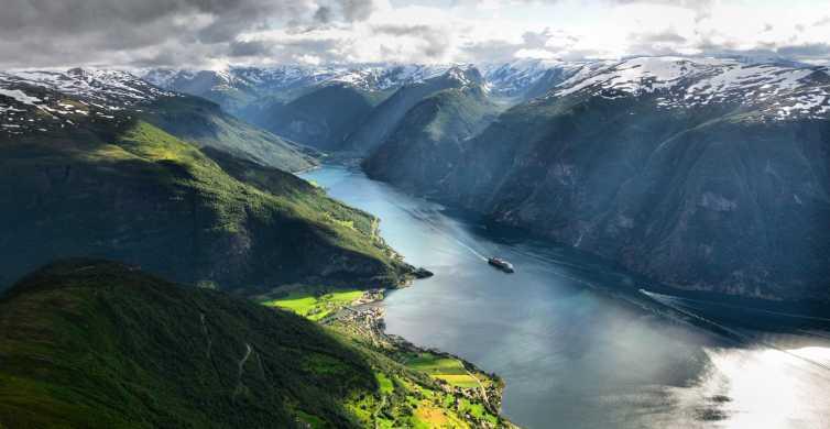 Bergen: zelfgeleide dagtocht naar Oslo