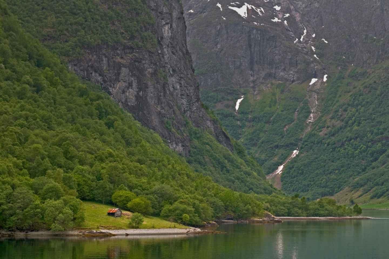 Bergen nach Oslo: Selbstgeführter Sognefjord-Trip