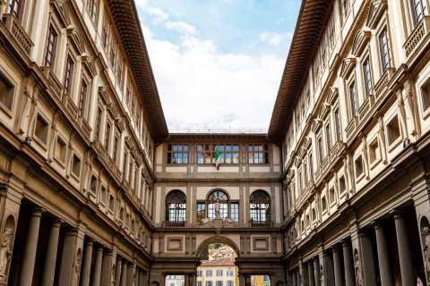 Florencia: recorrido por los pequeños grupos de la Galería Uffizi