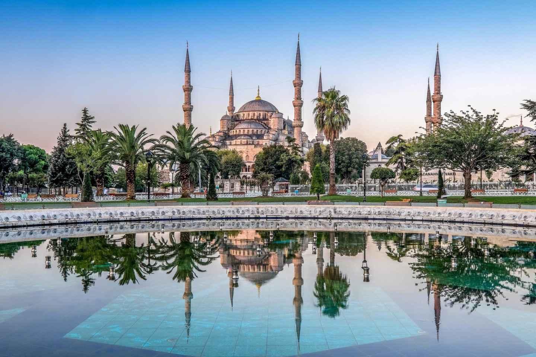 Istanbul: Führung durch die Blaue Moschee