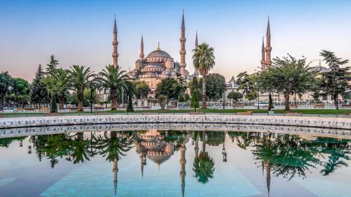 Istanbul: Blue Mosque Guided Tour