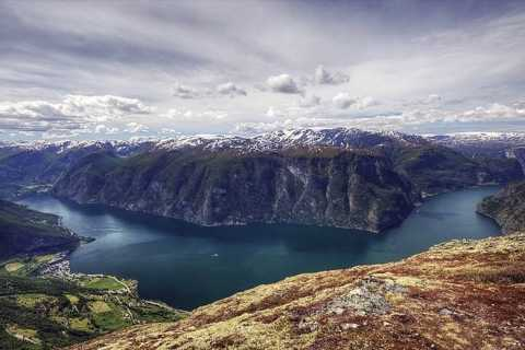 Norway: Olso to Oslo Self-Guided Adventure