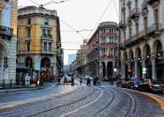 Turin: 3-stündiger Rundgang durch Essen und Wein