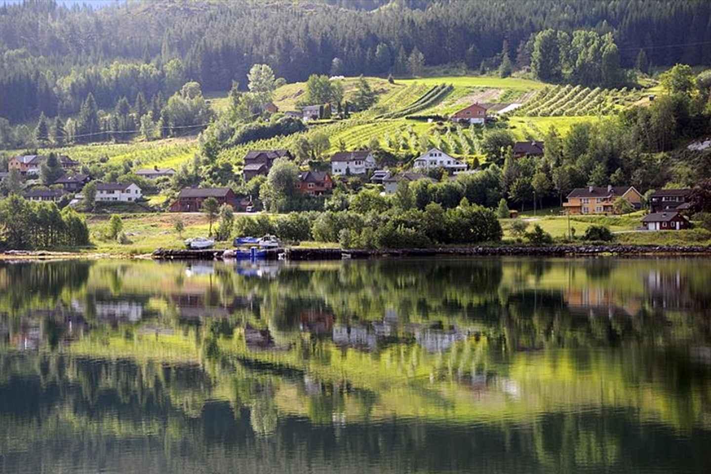 Ab Bergen: Selbstgeführter Tagesausflug zum Hardangerfjord