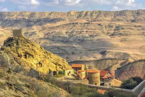 David Gareja Monastery and Sighnaghi Tour