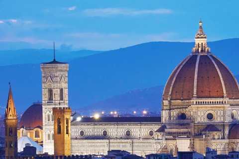 Florencia: tour en grupo pequeño por el Duomo con subida a la cúpula
