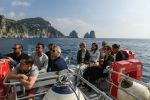 From Rome: Capri and Anacapri Guided Tour and Island Cruise