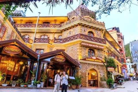 Lao Chai: Full-Day Ta Van Trek Tour from Sapa
