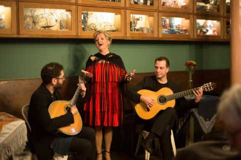 Porto: Fado Show, Musician Meet-and-Greet, and Port Wine
