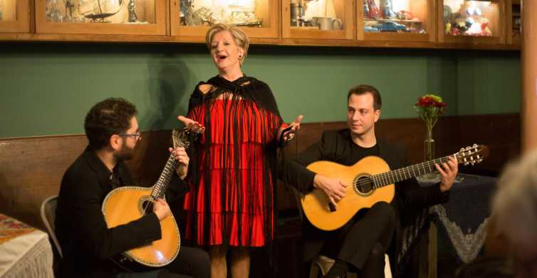 Porto: Fado Show, Musicista Meet-and-Greet e Port Wine