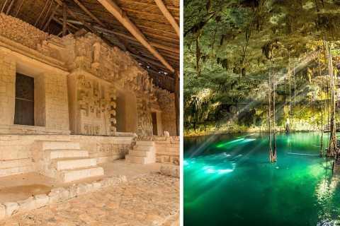 Ek Balam & Cenote Maya: Full-Day Tour