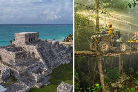 Cancun/Riviera Maya: Tulum and Emotions Native Park Tour