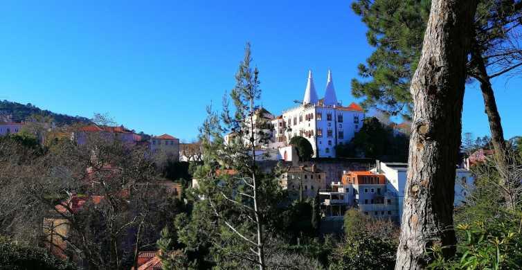 Lisbon: Sintra-Cascais Natural Park Highlights Private Tour