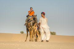 Jaisalmer: Experiência de 2 dias no deserto de Thar