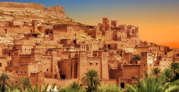 Marrakesch: 2-tägige Zagora-Wüste & Kasbah Ait Benhaddou-Tour