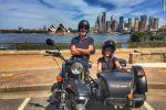 Sydney: 30-Minute Harbour Bridge Sidecar Tour