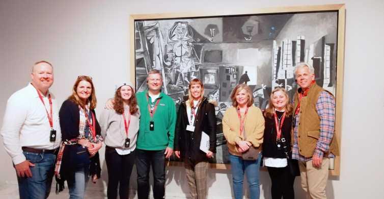 Barcelona: Skip-the-line rondleiding door Picasso Museum