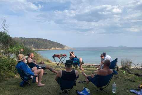 Canberra: 2-Day Batemans Bay Kayaking and Camping Tour