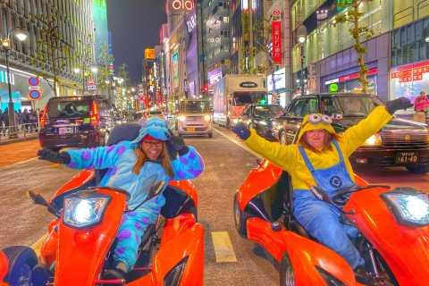 Tokyo: tour in go-kart e servizio fotografico