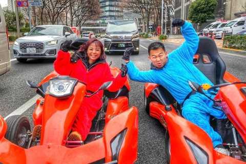 Tokio: tour de karts y sesión de fotos