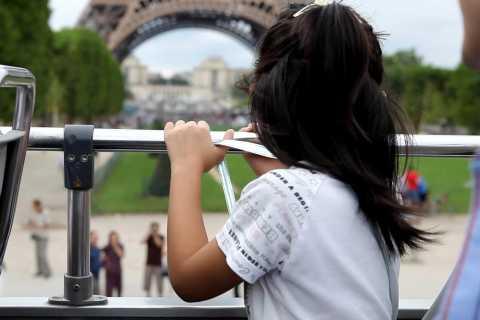 Paris: Hop-On-Hop-Off-Bustour & Bootsfahrt auf der Seine