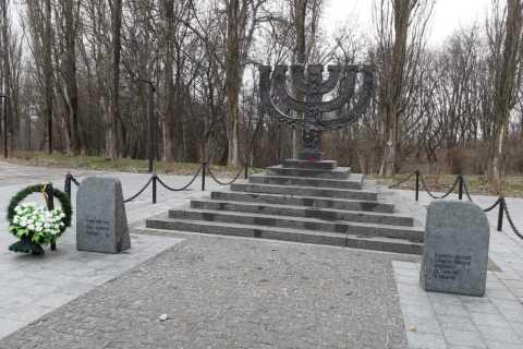 Kiew: Jüdische Geschichte - Privattour mit Babyn Jar