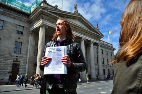 Dublín: el fantástico recorrido privado a pie