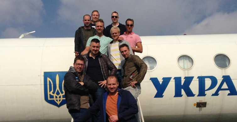 Kiev Aviation Museum Tour
