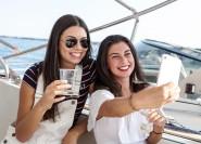 Von Sirmione: See Garda Bar Crawl Boat Tour