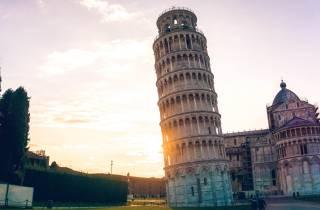 Pisa: Sightseeing-Wanderung